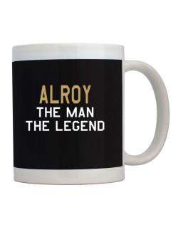 Alroy The Man The Legend Mug