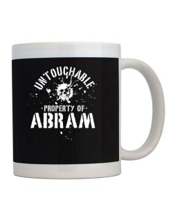 Untouchable : Property Of Abram Mug
