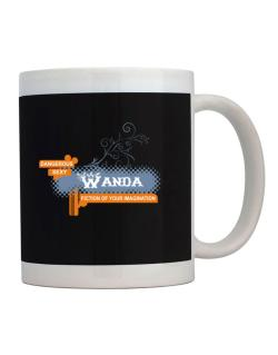 Wanda - Fiction Of Your Imagination Mug
