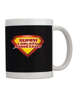 Super Library Assistant Mug