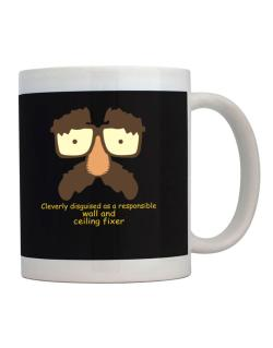Cleverly Disguised Mug