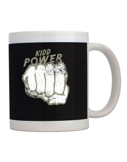 Kidd Power Mug