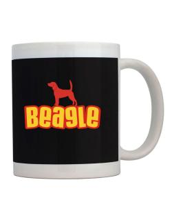 Breed Color Beagle Mug