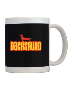 Breed Color Dachshund Mug