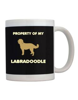 Property Of My Labradoodle Mug