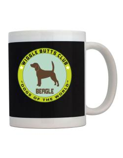 Beagle - Wiggle Butts Club Mug
