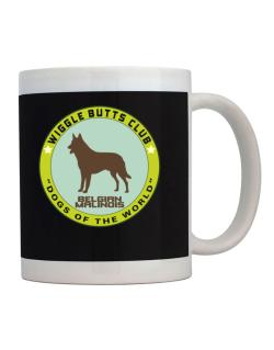 Belgian Malinois - Wiggle Butts Club Mug