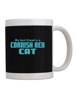 My Best Friend Is A Cornish Rex Mug
