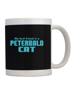 My Best Friend Is A Peterbald Mug