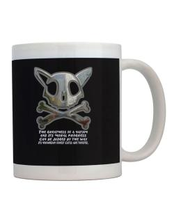 The Greatnes Of A Nation - Norwegian Forest Cats Mug