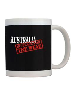 Australia No Place For The Weak Mug