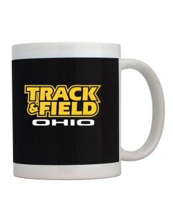 Track And Field - Ohio Mug