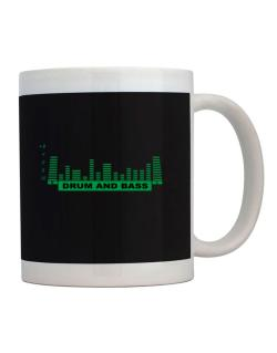 Drum And Bass - Equalizer Mug