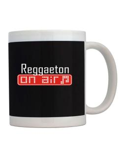 Reggaeton On Air Mug