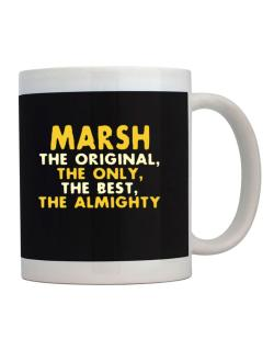 Marsh The Original Mug