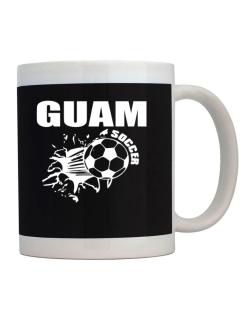 All Soccer Guam Mug