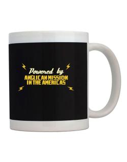 Powered By Anglican Mission In The Americas Mug