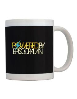 Powered By Episcopalian Mug