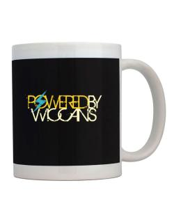 Powered By Wiccans Mug