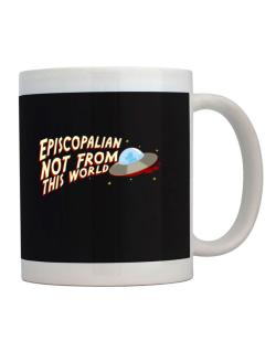 Episcopalian Not From This World Mug