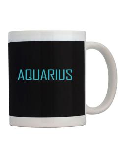 Aquarius Basic / Simple Mug