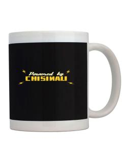 Powered By Chisinau Mug