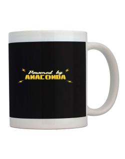 Powered By Anaconda Mug