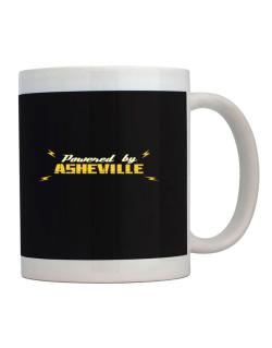 Powered By Asheville Mug