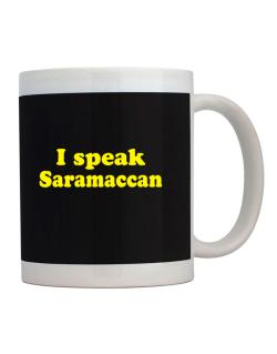 I Speak Saramaccan Mug