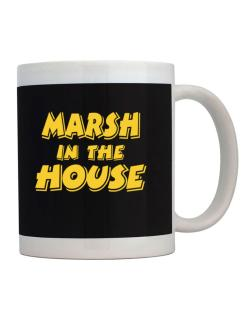 Marsh In The House Mug