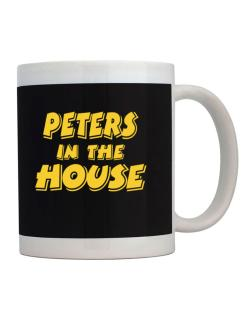 Peters In The House Mug