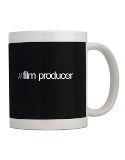 Hashtag Film Producer Mug