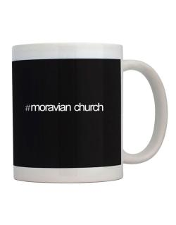 Hashtag Moravian Church Mug
