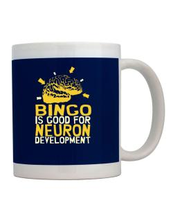 Bingo Is Good For Neuron Development Mug