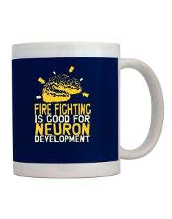 Fire Fighting Is Good For Neuron Development Mug