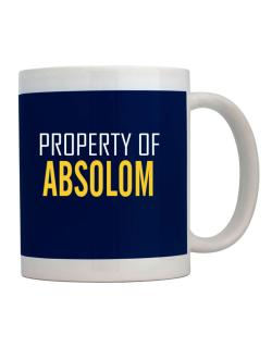 Property Of Absolom Mug
