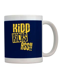 Kidd Kicks Ass!! Mug