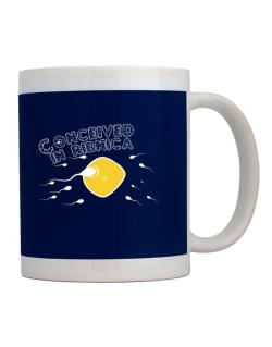 Conceived In Ribnica Mug