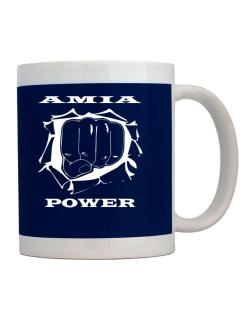 Amia Power Mug