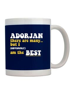 Adorjan There Are Many... But I (obviously) Am The Best Mug