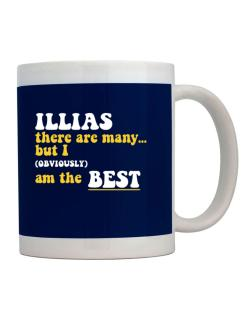 Illias There Are Many... But I (obviously) Am The Best Mug