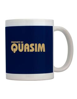 Property Of Quasim Mug