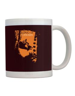 Taza de King Of Canada