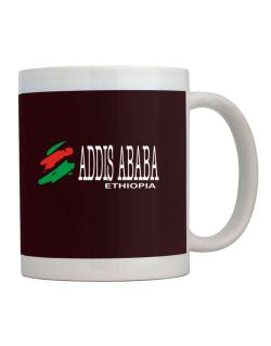 Brush Addis Ababa Mug