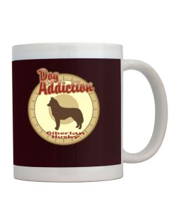 Dog Addiction : Siberian Husky Mug
