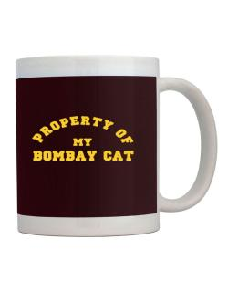 Property Of My Bombay Mug