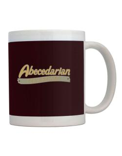 Abecedarian For A Reason Mug