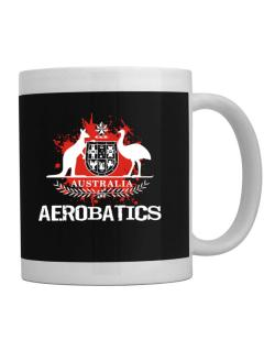 Australia Aerobatics / Blood Mug