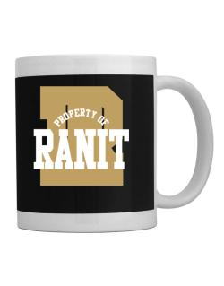 Property Of Ranit Mug
