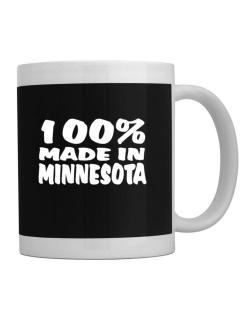 100% Made In Minnesota Mug